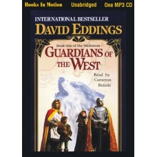 GUARDIANS OF THE WEST, by David Eddings, (The Malloreon Series, Book 1), Read by Cameron Beierle