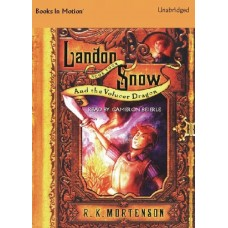 THE VOLUCER DRAGON, by R.K. Mortenson, (Landon Snow Series, Book 4), Read by Cameron Beierle