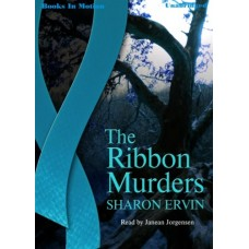 THE RIBBON MURDERS, by Sharon Ervin, (Jancy Dewhurst Series, Book 1), Read by Janean Jorgensen
