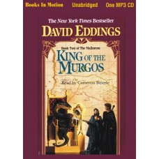 KING OF THE MURGOS, by David Eddings, (The Malloreon Series, Book 2), Read by Cameron Beierle