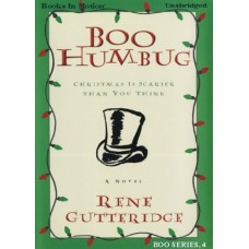 BOO HUMBUG, by Rene Gutteridge, (Boo Series, Book 4), Read by Laurie Klein