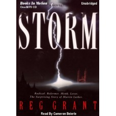 STORM, by Reg Grant, Read by Cameron Beierle