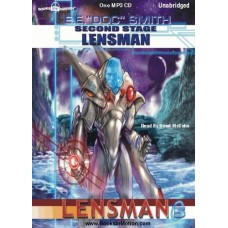 "SECOND STAGE LENSMAN, by E.E. ""Doc"" Smith, (The Lensman Series, Book 5), Read by Reed McColm"