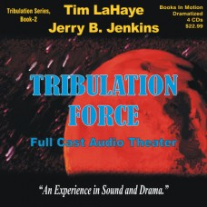 Tribulation Force (Dramatized in Full Cast) by Tim LaHaye and Jerry B. Jenkins (Left Behind Series, Book 2)