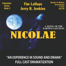 Nicolae (Dramatized in Full Cast) by Tim LaHaye and Jerry B. Jenkins (Left Behind Series, Book 3)