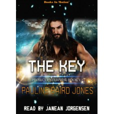 THE KEY, by Pauline Baird Jones (Project Enterprise, Book 1), Read by Janean Jorgensen