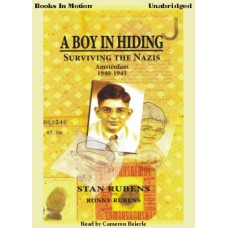 A BOY IN HIDING, by Stan Rubens, Read by Cameron Beierle