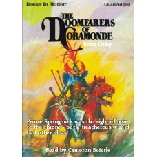 THE DOOMFARERS OF CORAMONDE, by Brian Daley, (Coramonde Series, Book 1), Read by Cameron Beierle