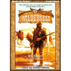 TRACKDOWN, by David Thompson, (Wilderness Series, Book 34), Read by Rusty Nelson