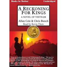 A RECKONING FOR KINGS by Allan Cole and Chris Bunch, Read by Kevin Theis