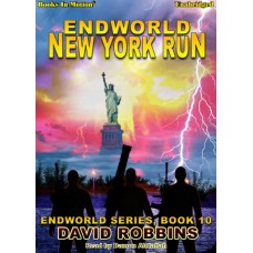 ENDWORLD: NEW YORK RUN by David Robbins (Endworld Series, Book 10), Read by Damon Abdallah